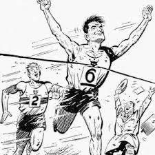 The Disruptive Olympics