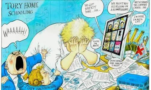 Boris' Economics Plan scores an E-